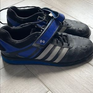 Adidas weightlifting shoe, size 10
